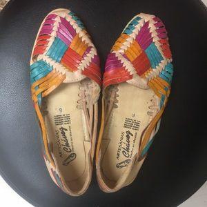 Shoes - NWOT Artesanías Huaraches
